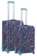 TROLLEY AZUL 50/60CMS