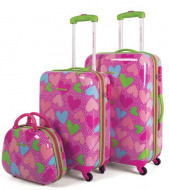 SET TROLLEYS ABS 50/60 AGATHA RUIZ