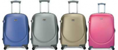 TROLLEY 37x47x18cms. 4 RUEDAS LIGHT ABS BENZI